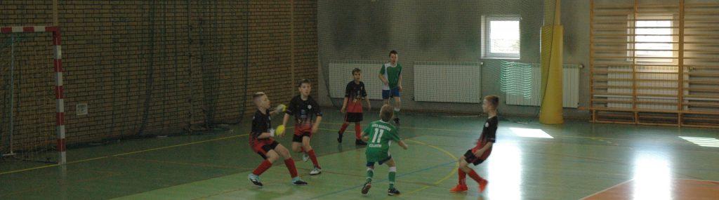 Akademia Piłkarska Wieruszów CUP 25.02.2018
