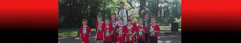 Turniej Trik Sołtysowice CUP we Wrocławiu 26.05.2018
